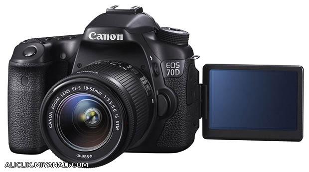 دوربین Canon 70D