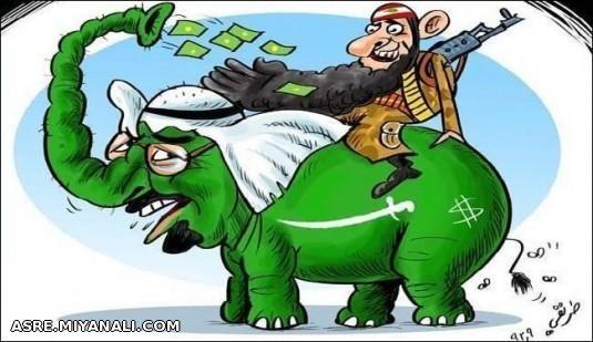 وهابیت بزرگترین حامی تروریست..