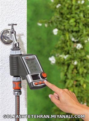 سیستم هوشمند آبیاری منازل  آپارتمان