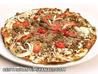 پیتزا ترکی