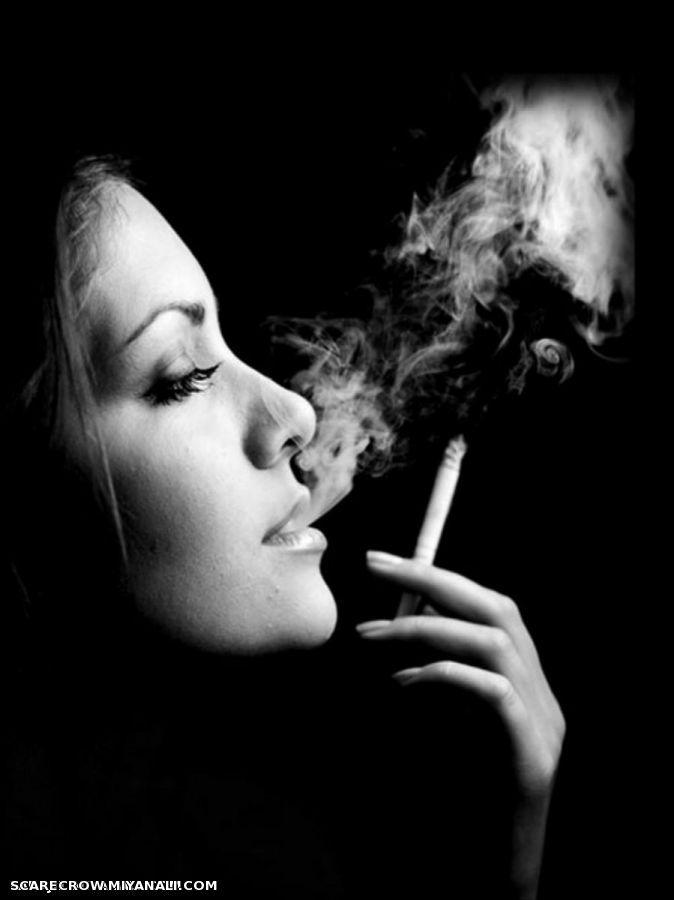 سیگار کشیدن بانوان