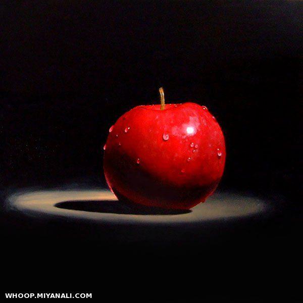 سیب........