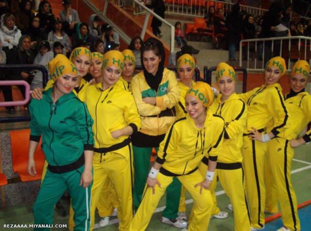 ورزشکاران ایرانی (قابل توجه ورزش دوستان) پسرا بدویین از دستش ندین