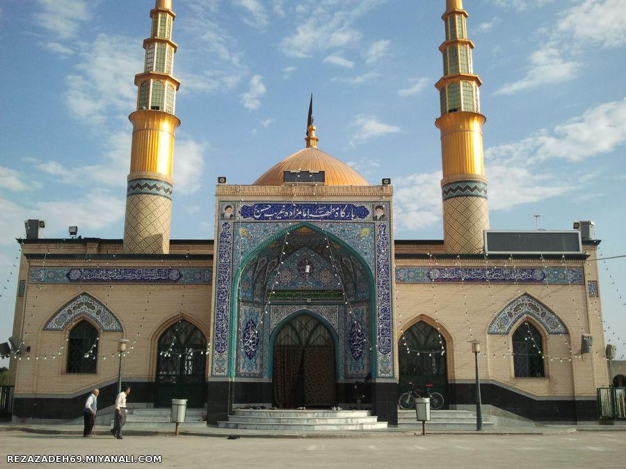 امامزاده غریب حسن ارومیه (1)