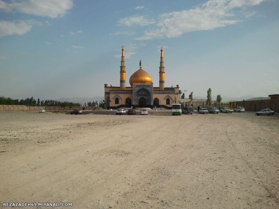 امامزاده غریب حسن ارومیه (2)