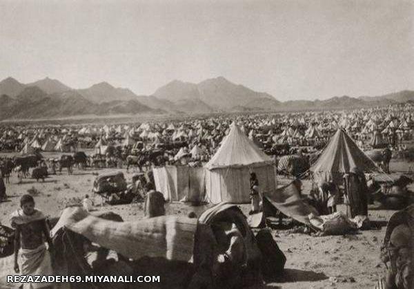 صحرای عرفات